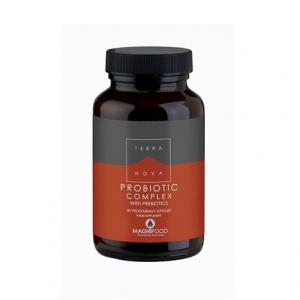 Probiotici Complex con Prebiotici
