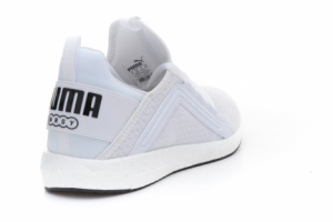 SNEAKERS PUMA MEGA NRGY WHITE/BLACK 190368-05