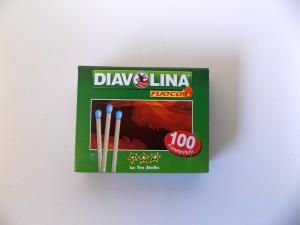 Diavolina Fiammiferi 3 STELLE