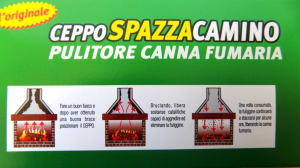 Ceppo Spazzacamino