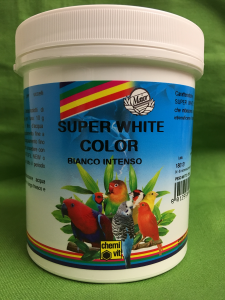 SUPER WHITE COLOR conf.250gr