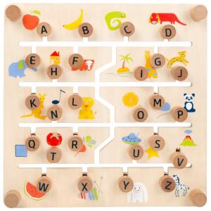 Puzzle in legno Elementi da spostare