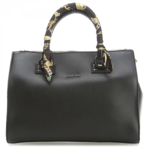 Hand and shoulder bag Liu Jo MANHATTAN A19093 E0040 NERO