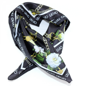 Headscarf Liu Jo MANHATTAN A19280 T0300 NERO