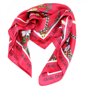 Foulard Liu Jo MANHATTAN A19280 T0300 CHILLI PEPPER