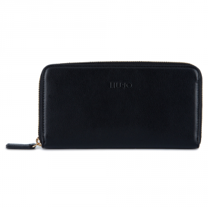 Woman wallet Liu Jo MANHATTAN A19174 E0040 NERO