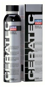 Kit Shell Helix Ultra 5W/40 barattolo 4 Litri + Liquimoly Ceratec + Engine Flush