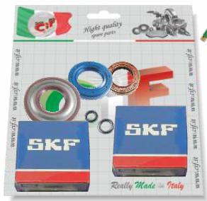 KIT REVISIONE ALBERO MOTORE PIAGGIO APE 50 FL2   5221-KTV