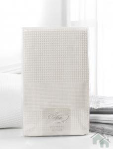 Jolie - Coppia asciugamani JOLIE nido d'ape -Naturale