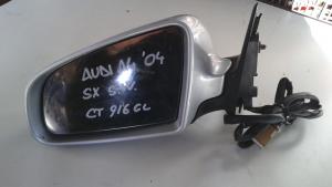 Retrovisore est. regolab. elettr. termico sx usato originale Audi A4 serie dal 2004 al 2008 2.0 TDI