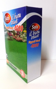 Prato Mediterraneo Sais kg.1