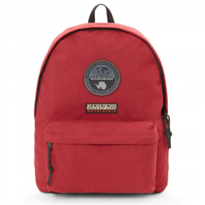 Backpack Napapijri VOYAGE1 N0YGOS R85 RHUBARB RED
