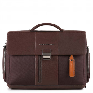Sac business Piquadro BRIEF CA1045BR T.Moro