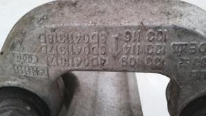 Braccio oscillante inf. sosp. ant. dx usato originale Audi A4 dal 2004 al 2008 2.0 TDI