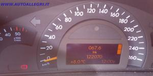 Ricambi usati Mercedes C200 dal 2000 al 2005