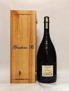 Prosecco Giustino B. Extra Dry 3 LT. Ruggeri- Valdobbiadene