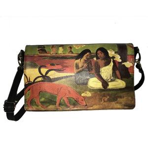 Art Line Women Shoulder Bag with strap