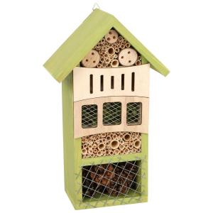 Casa degli insetti in legno