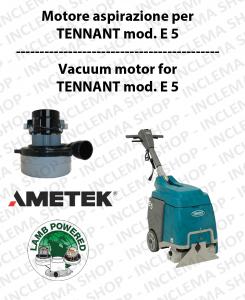 Motore Ametek di aspirazione per estrattore TENNANT mod. E 5