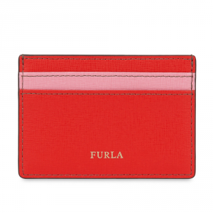 Credits card holder Furla BABYLON 1006899 KISS f+FLAMINGO f