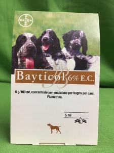 BAYTICOL 6% conf.5ml
