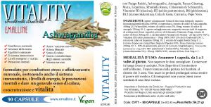 Vitality Complex 90 Capsule