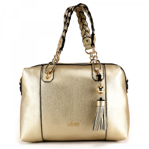 Hand and shoulder bag Liu Jo ARIZONA N19265 E0086 GOLD