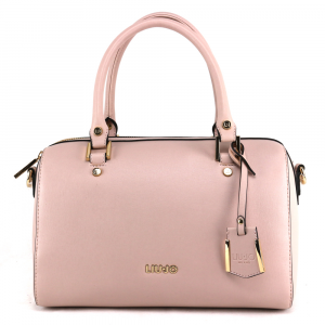 Hand and shoulder bag Liu Jo ISOLA N19010 E0087 PEARL BLUSH