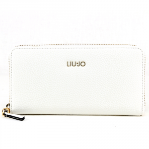 Woman wallet Liu Jo ARIZONA N19177 E0086 OFF WHITE