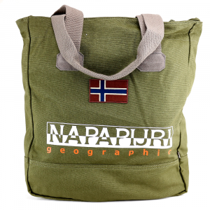 Shopping Napapijri SPORTA N0YINV GD6 NEW OLIVE GREEN