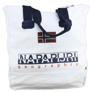 Shopping Napapijri SPORTA N0YINV 002 BRIGHT WHITE
