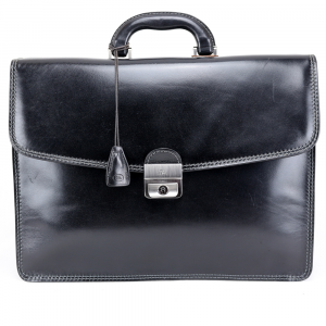 Briefcase  The Bridge  06433001 20 Nero