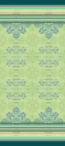 Bassetti Granfoulard RAVELLO Einrichtungstuch Italia var.2 grün