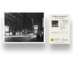 Broadway, New York, nel 1961
