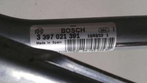 meccanismo tergiparabrezza usato originale Peugeot 208 serie dal 2012>