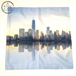Fefè Glamour - T-shirt cotone e seta - New York - Bianco - SS 2019