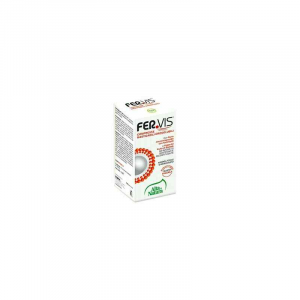 Fervis tablets orosoluble with microencapsulated iron