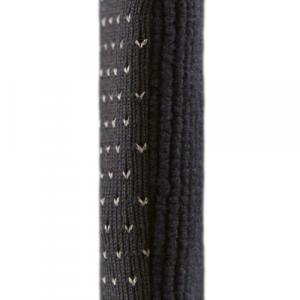 Guanto Struccante in Microfibra Colore Nero
