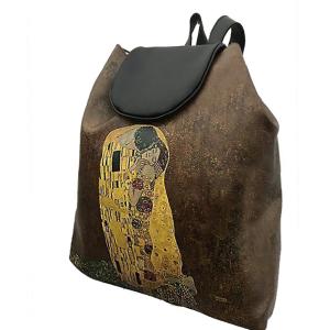 Merinda Backpack Line Art Woman