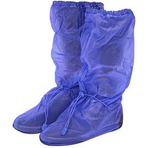 Copriscarpe impermeabili blu Taglia S 36-39 H50 cm.50h