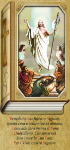 Gesù Risorto 8x17 (100 pz)