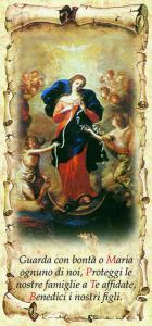 Madonna che sciogli nodi 10x21,5 (100 pz)