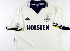 1993-95 Tottenham Maglia Home  XL (Top)