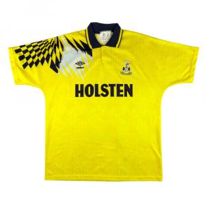 1991-95 TOTTENHAM MAGLIA AWAY L (Top)