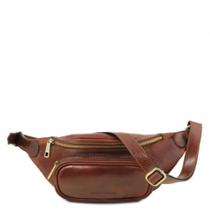 Tuscany Leather TL141797 Marsupio in pelle Marrone