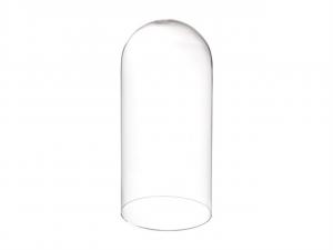Cupola campana in vetro cm.40h diam.18,5