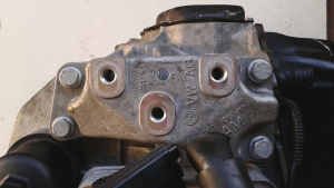 Cambio completo usato originale Volkswagen Golf 2.0 TSI GTI