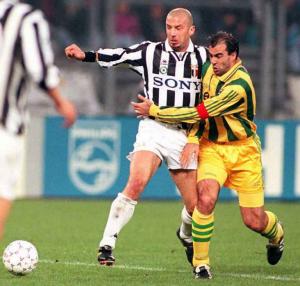 1995-96 Juventus Maglia Home S (Top)