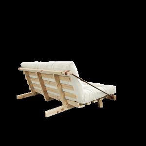 Divano letto in legno Jump