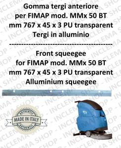 Gomma tergipavimento anteriore per lavapavimenti FIMAP MMx 50
